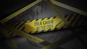 Crime Zone After Effects Template