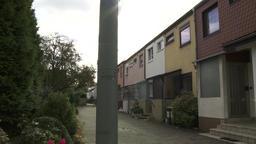 Urban Neighborhood District Townhouses Footage