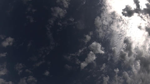Clouds timelapse Live Action