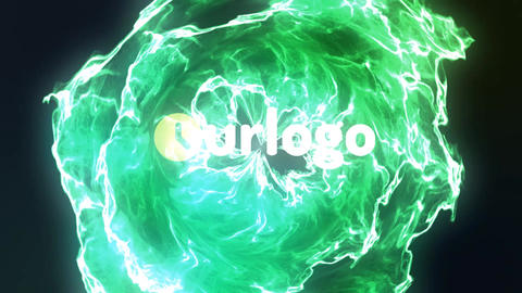 NorthField Particles Logo Animation After Effects Template