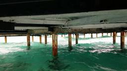Below the water house Footage