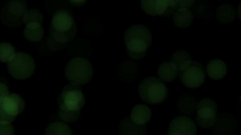 Abstract bokeh background Animation