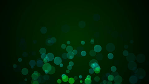 Bubbles background surface Animation