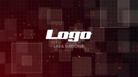 Logo - Digital Square // Premiere Pro Premiere Pro Template