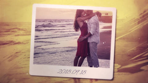 Memory romantic slideshow (After Effects template) - 3