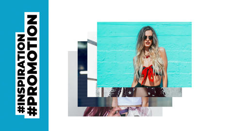 Rico - Modern Slideshow After Effects Template