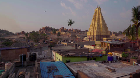 The majestic architectural complex of the last Indian Empire Live Action