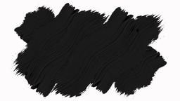 Fast Changing Abstract Paint Brush Frames Pack with Alpha Channel (Transparency). Hand Drawn Texture Animation