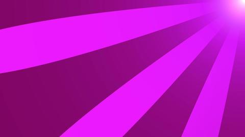 Retro radial background Animation