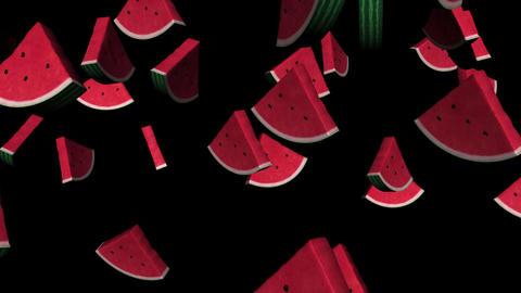 Watermelon Animation