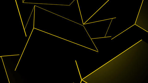 Background of Abstract Geometric Shapes Videos animados