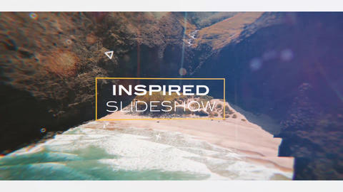 Inspirational Slide After Effects Template
