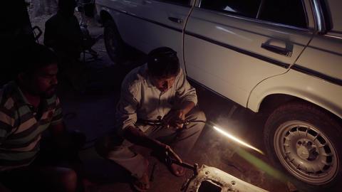 Car service in North Goa Footage