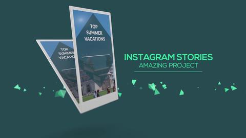 Travel Instagram Stories Plantillas de Premiere Pro