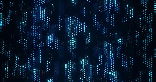Dots Grid Background 실사 촬영