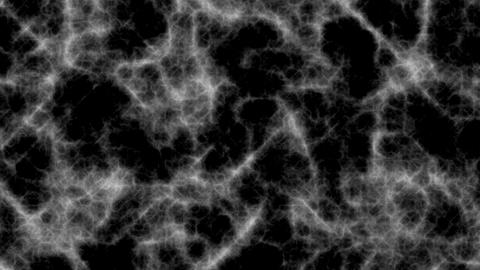Background abstract animation of fractal noise effect... Stock Video Footage