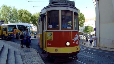 Tram Live Action