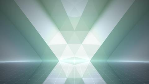 Geometric Wall Stage 2 WCpZc 4k Animation