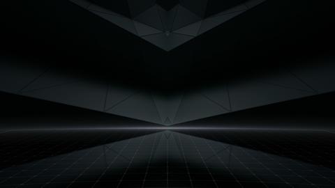 Geometric Wall Stage 2 WDpZb 4k Animation