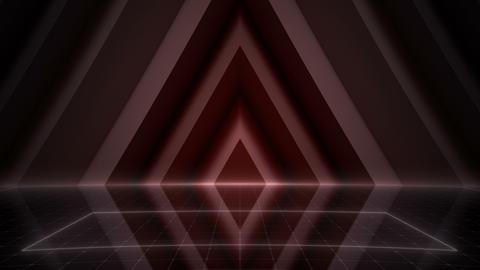 Geometric Wall Stage 2 WA3Sd 4k Animation
