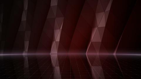 Geometric Wall Stage 2 WC1Zd 4k Animation