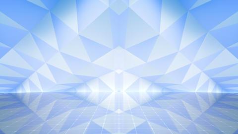 Geometric Wall Stage 4 WBpZ Bb 4k Animation