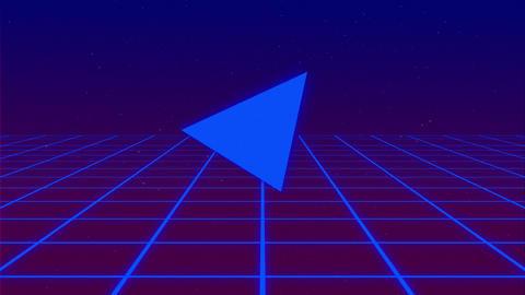 Vhs Logo Animation Footage