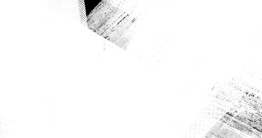 abstract splash paint brush horizontal stroke black and white transition background, animation of Live Action