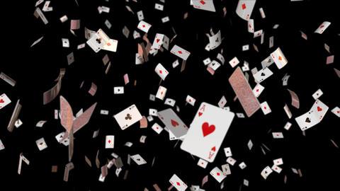 Poker card Ace loop Dof GIF