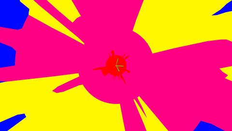 Acid Color 4K 01 Vj Loop Animation