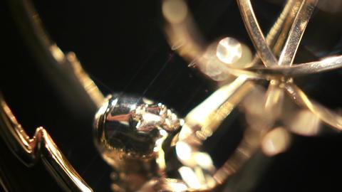 Emmy Award Close up Star Filter Footage