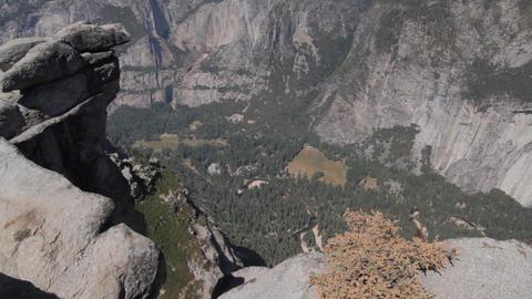 Yosemite Village, Yosemite Nationalpark, United States Live-Action