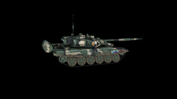 3D Tank Animation