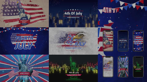 Independence Day Pack - 1
