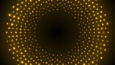 Bright orange flickering flash lights video animation Animation
