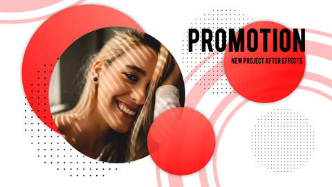 Promotion After Effects Template