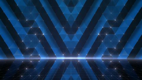 Geometric Star Stage 4 WA3Z Rd2 4k CG動画