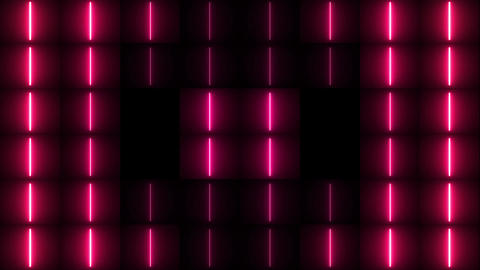 VJ NEON 1 Animation