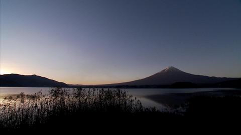 朝 河口湖tlps20 Footage