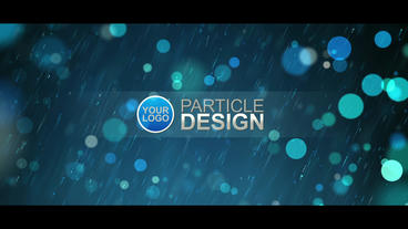 Particle Design After Effects Project