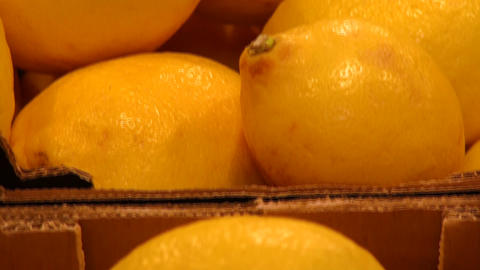 Lemons in the boxes Live Action
