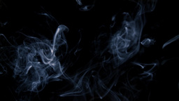 Ghostly Smoke Texture Footage