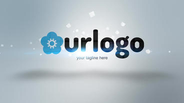 Online Bright Logo After Effects Project