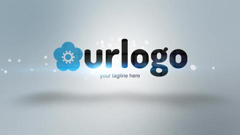 Online Bright Logo After Effects Template