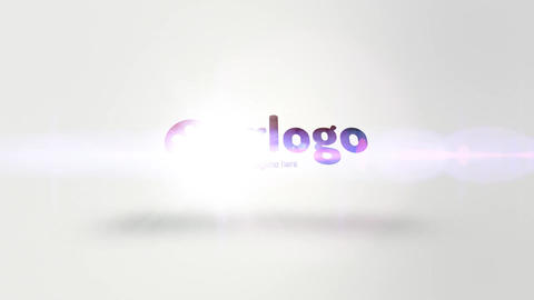 Simple Logo Plus After Effects Template