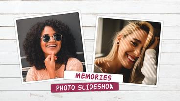 Memories After Effects Template