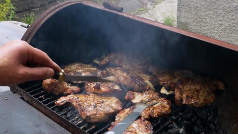 BBQ Time in Spain Live Action