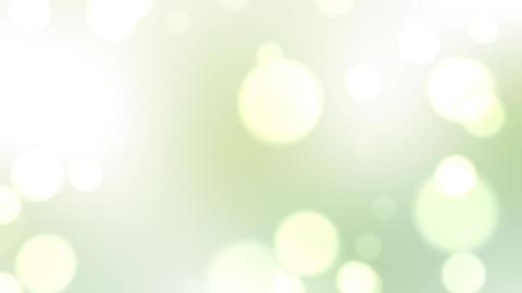 Bright Bokeh Background Animation