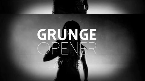 Grunge Opener II After Effects Template