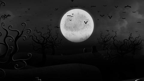 Moon Cemetery (3) Animation